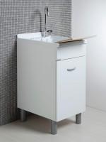 Lavatoio Sirena 45x60 con vasca in Abs