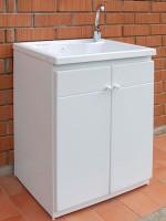 Lavatoio Lemon 60x50 con vasca in Acrilico per esterno