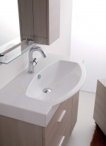 TOP IN CERAMICA EASY BATH PER DALIA